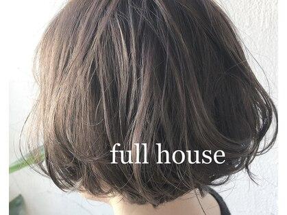 フルハウス (Full house HAIR DESIGN)の写真