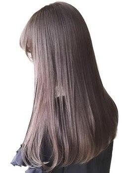 ヘアアンドスパ モーブ 世田谷(hair&SPA Mauve)の写真/用賀1分◆9~23時営業!話題のハイパーTOKIOインカラミ導入!TOKIOの上をいく仕上がりは最高級のうる艶髪に
