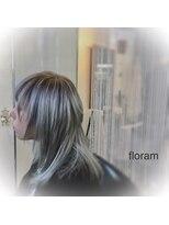 フローラム(floram)北欧系×バンド