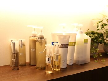 美容室 スージー 草加松原(Suzy)の写真/トリートメントのみのご利用も大歓迎!『カラーする時間は無い!けどサラサラにしたい』という方はぜひ★