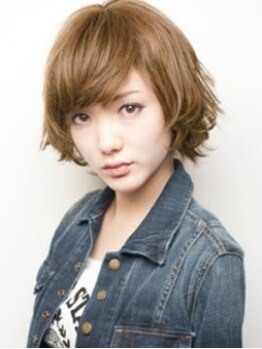 モッズヘア 前橋店(mod's hair)の写真/モッズヘアオリジナルのカラーテクニック【バレイヤージュ】で、今までと少し雰囲気を変えて季節感先取り♪