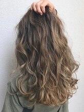 ウラヤ 高宮店(URaya for hair)グラデーション グレージュ ♪