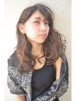 レックス ヴァレオ(REX VALEO)外国人風厚め前髪セミロング