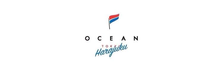 オーシャントーキョーハラジュク(OCEAN TOKYO harajuku)のサロンヘッダー