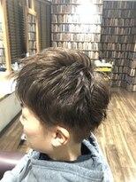 ヘアールーム モテナ(hair room motena)アッシュスタイル【日暮里駅motena美容室】