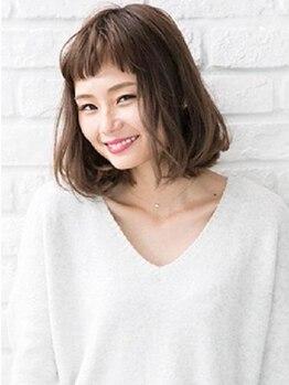 アリレイナ 横須賀中央店(ARIREINA)の写真/クセやボリュームも気にならない!髪の悩みを1本のハサミで解決してくれる【ARIREINAオリジナルカット】