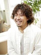 ポラリスヘアーアンドメイク 五反田(Polaris hair&make)笹谷 一大