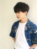 ヘアメイク オブジェ(hair make objet)マッシュ