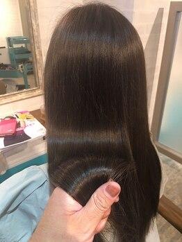 バイロンベイ(Byron Bay)の写真/【髪質改善の極】~KIWAMI~でアナタも自分史上最高の輝くツヤ髪に☆
