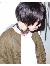 ミッカ(micca)【micca下北沢】2016秋冬  黒髪×ショートボブ×チョーカー☆