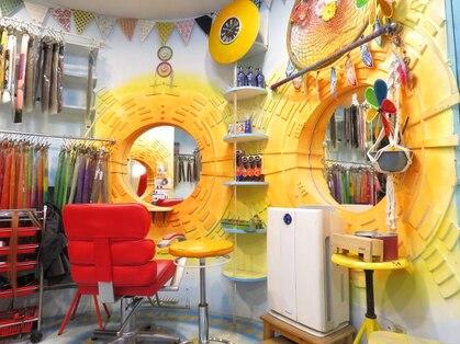 エクステ美容室 セクション 横浜石川町(SECTION)の写真