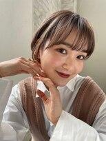 ジョエミバイアンアミ(joemi by Un ami)【joemi 】大人丸みショートボブ(小倉太郎)