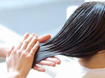 イフ(if)の写真/【大崎駅・五反田駅】特許技術インカラミで髪を修復!話題のTOKIOトリートメントで感動のさらツヤ髪をGET♪