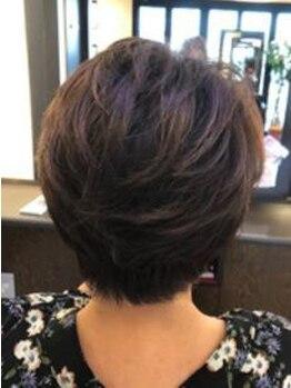 ネクサス ドゥ 四街道店(NEXUS-DO)の写真/カラーによるパサつき・気になる白髪のカバーもツヤ髪に仕上げます♪ツヤ髪カラーを体感して下さい!