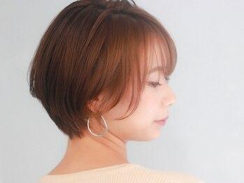 グラッシー (GLASSI)の写真/髪が伸びても綺麗にまとまると人気♪トップスタイリストによる繊細な技術×センスでなりたいstyleを実現☆