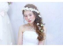 ブライダルサロン フェリーチェ(Bridal Salon Felice)の雰囲気(ブライダル出張¥49800~サロン支度は¥19800)