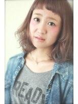 アリス ヘア デザイン(Alice Hair Design)Alice☆ミルクパープル