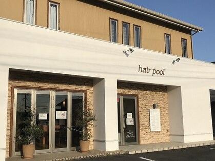 ヘアープール(hair pool)の写真