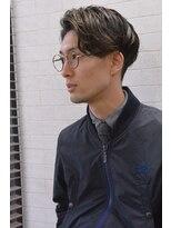 アトリエ ドングリ(Atelier Donguri)刈り上げショートグラ