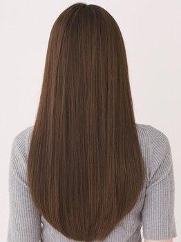 ユニックス ららぽーと新三郷店(UNIX)の写真/【新三郷駅徒歩1分】ツヤ・ハリをなくした髪が、再び輝きはじめる≪UNIXエイジングケアプログラム≫