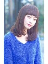 ダミアバイルル(DAMIA by LuLu)108★王道柔らか内巻きナチュラルストレート☆