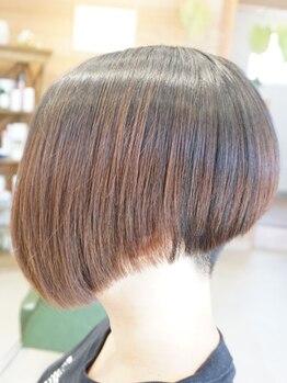 """そうろとの写真/【ショートなら""""そうろと""""へ】16年培ってきた確かな技術で「あなたに似合うショートヘア」をご提案♪"""