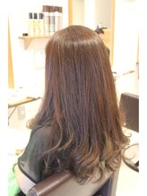 ヘアリラクゼーションリノ (Hair Relaxation Lino)キレイ可愛い大人のロングウェーブ