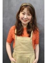 ヘア スペース シュシュ(HAIRSPACE chou chou)吉田 洋子