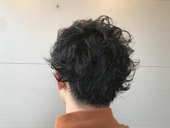 イースタイルコムズヘア 柳通り店(e-style com's hair)の写真/メンズ限定クーポンあり◎ミリ単位で印象が変わるメンズカットだからこそトップスタイリストにお任せ!