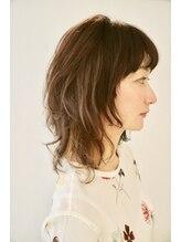 ロア ヘアーアンドビューティー(LOA hair&beauty)マッシュウルフ
