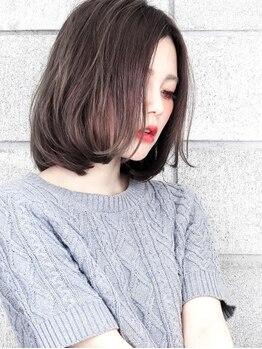 ヘアサロン ガリカ 表参道(hair salon Gallica)の写真/今より一歩先のトレンドを取りいれ、自宅で簡単に再現できるスタイルへ。培ってきた技術があります。