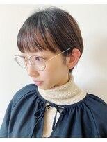 エトワール(Etoile HAIR SALON)#スキニーショート#マッシュショート