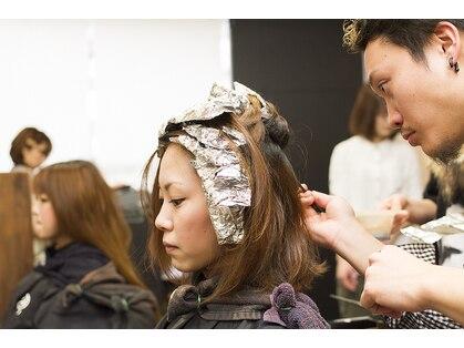 ヘアーアンドメイク ぐらしあす 西宮北口本店(Hair & Make gracias)の写真