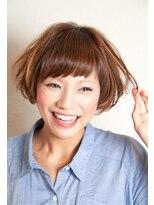 レガーメ(hair make Legame.)カジュアルショート