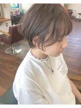 レジスタヘアーワークス (REGISTA hair works)柔らかいラベンダーグレージュ