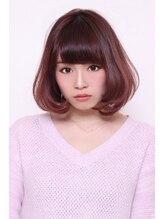 ウィズヘアー 東原店(wiz hair)女子力UPボブ!