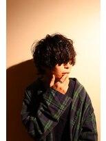 メンズヘアースパイス ユメサキ(Men's Hair SPICE -yumesaki-)マッシュウルフ