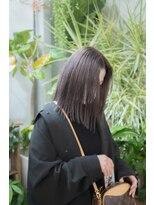 サイ(sai)【sai】lavender ash cut