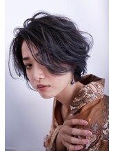 ヘアーリゾート ラル(hair resort lull)【アラビアンショート】by タナカ