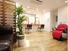 ヘアーサロン ナゴミ(Hair salon nagomi 753)の雰囲気(自分のお部屋のように寛いで下さい。)