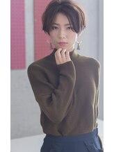 ヘアサロン リコ(hair salon lico)☆ノームコアショート☆【hair salon lico】03-5579-9825