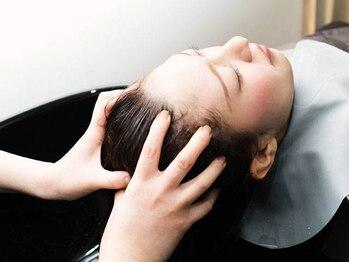 アヤラ オーガニックアンドスパ 東船橋店(AYALA)の写真/Relax&Refreshにこだわり、あなたに合わせてブレンド。心も髪も頭皮も、思う存分癒されるひと時に―。
