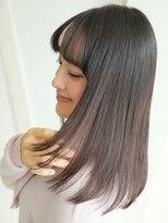 ガレットウメダ(GALETTE UMEDA)#黒髪モード#とろみ艶髪エレガントロング#ガレット梅田