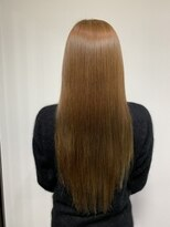 ヘアーアンドリフレ ドゥゼル(Hair&Refle Deux Alies)髪質改善 キラ髪エステ