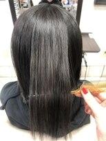 コレットヘア(Colette hair)学生も縮毛矯正!