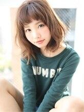 アグ ヘアー ラウンジ 新百合ヶ丘店(Agu hair lounge by alice)ナチュラル可愛い☆ルーズボブ
