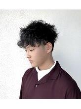 ヘアーデザイニングアリュール(Hair Desining ALLUЯE)ツイストパーマ【総社】【倉敷】【アリュール】【美容室】(岡山)