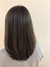 ヘアーラウンジダブリュー(Hair Lounge W)相模大野・ダブリュー・スロウカラー・白髪染め
