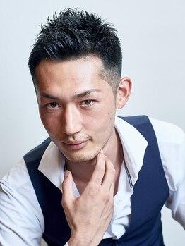 ヘアーショップ アライ(Hair Shop Arai)の写真/【代々木駅徒歩5分】≪カット+顔剃り¥4500≫大人の男性のための豊富なメニューでビジネスマンに大人気!!