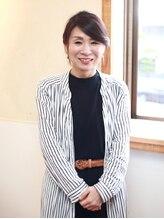 ヘナカラー専門美容室 ヘナガーデン 四街道店林田 美津子